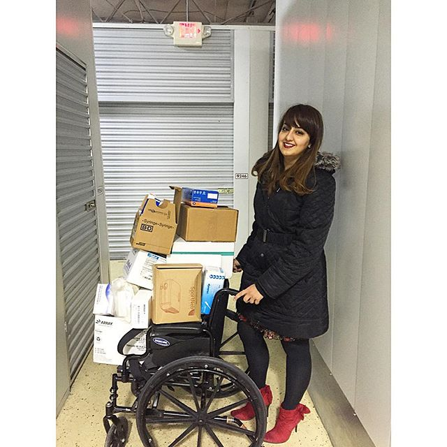 #teamMOG donating $100's in medical supplies with Ms. Monica Tadros for her mission to serve impoverished patients in Kenya, Africa!!! Including: glucose meters, catheters, syringes, and more! | 💙🌍💚 |  If you are a clinic serving patients in need, visit our website in our bio! | #mogsnaps #followus #mog #medicaloutreachgroup #detroit #kenya #nonprofit