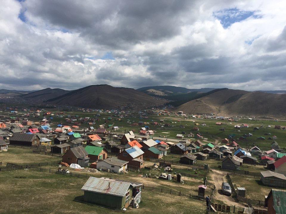 Mongolian camps