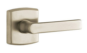 Baldwin 5485V Right Hand Single Dummy Soho Lever w/R026 Rose,  Gracious Home  ($65-80)