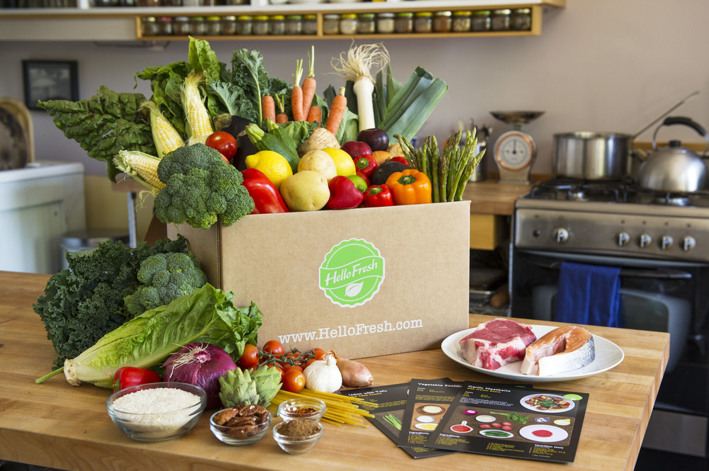Use Offer Code  949YKF  to get $40 off your first  HelloFresh  delivery