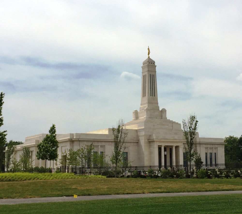 LDS CHURCH - CARMEL