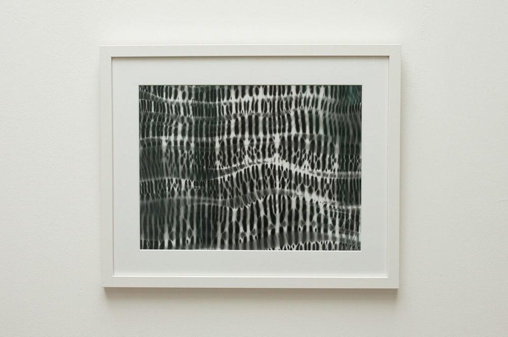 Inner structure No I;2016 digital resin print, edition of 5 42.5 x 52cm framed; £770 31 x 41.2cm unframed; £570
