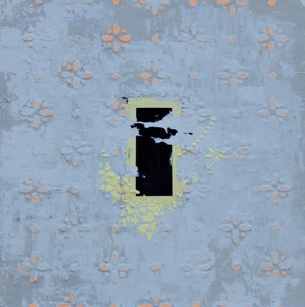 Shelter 2    Acrylic on canvas