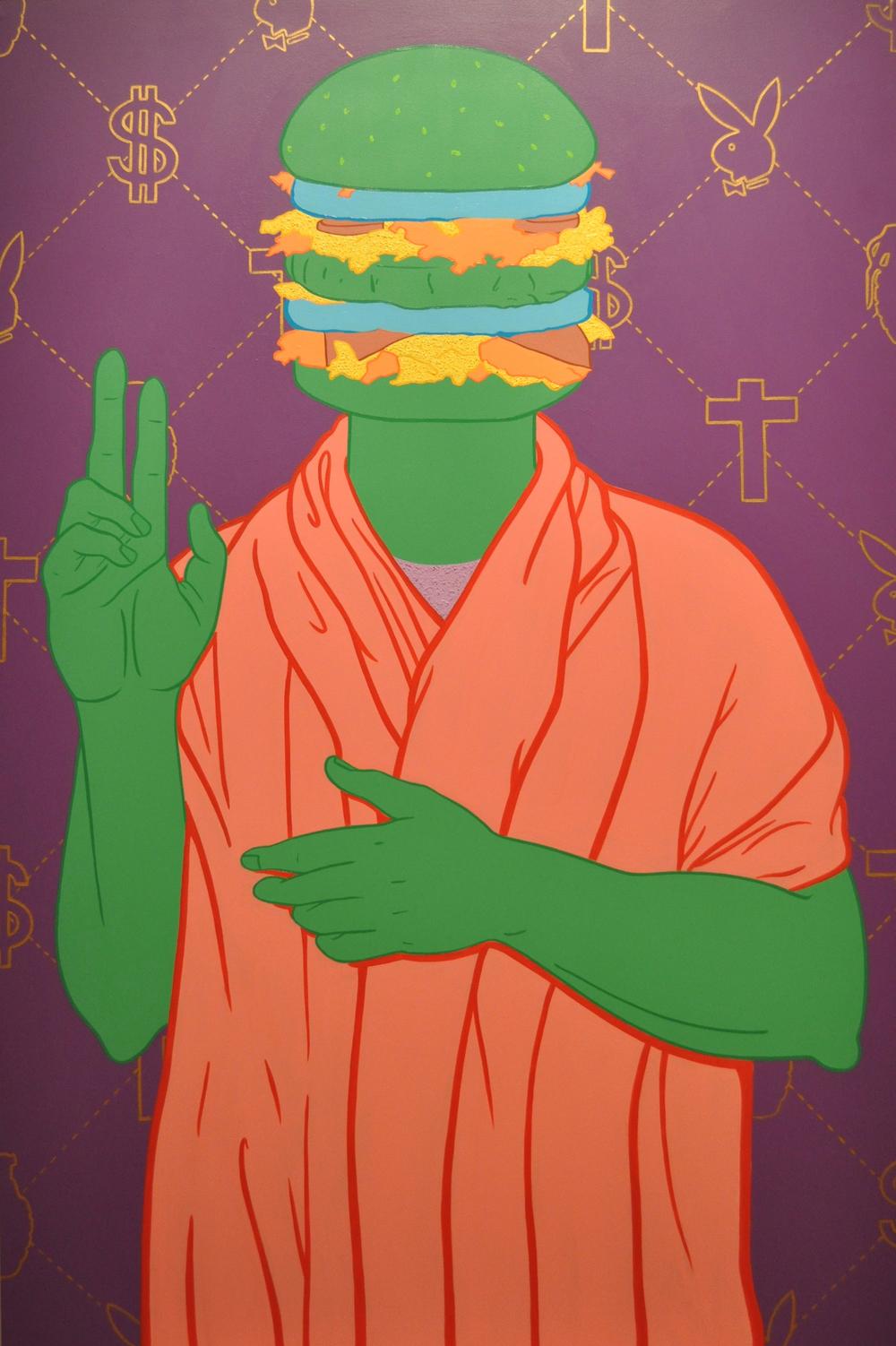 Hypnotic Horrible Hamburger