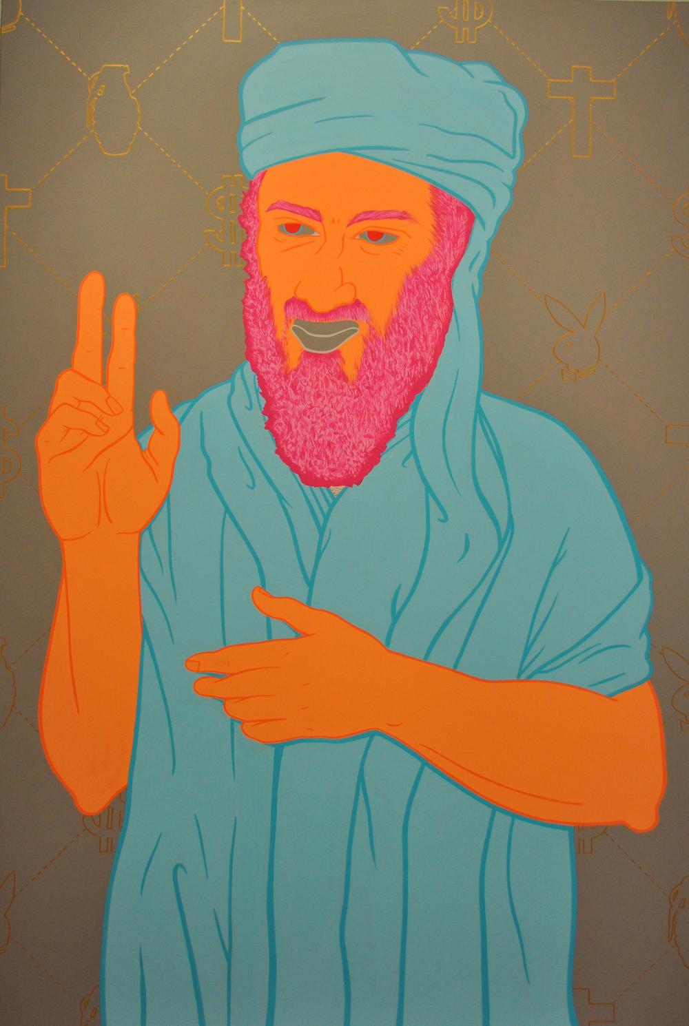 Ousted Orange Osama
