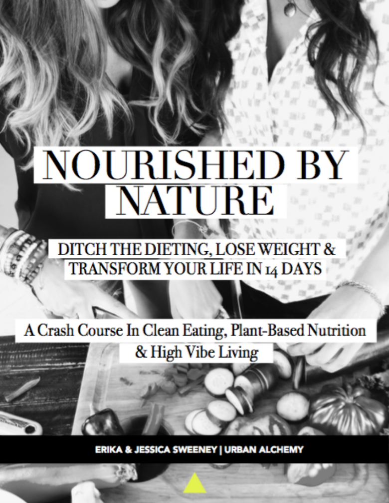 Nourished By Nature Cover