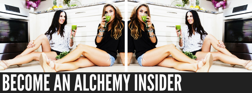 become an alchemy insider