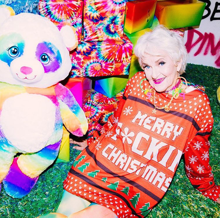 Pic via Instagram courtesy,  baddiewinkle