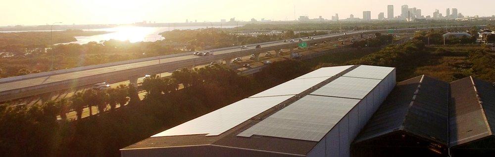 Tampa Tank Skyline Sunset Solar banner.JPG