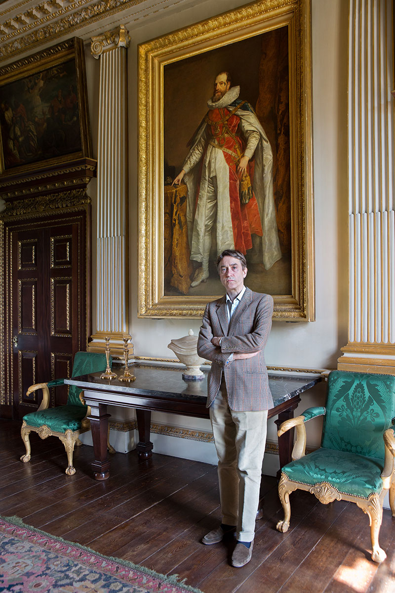 The Marquess of Cholmondeley, Christies.