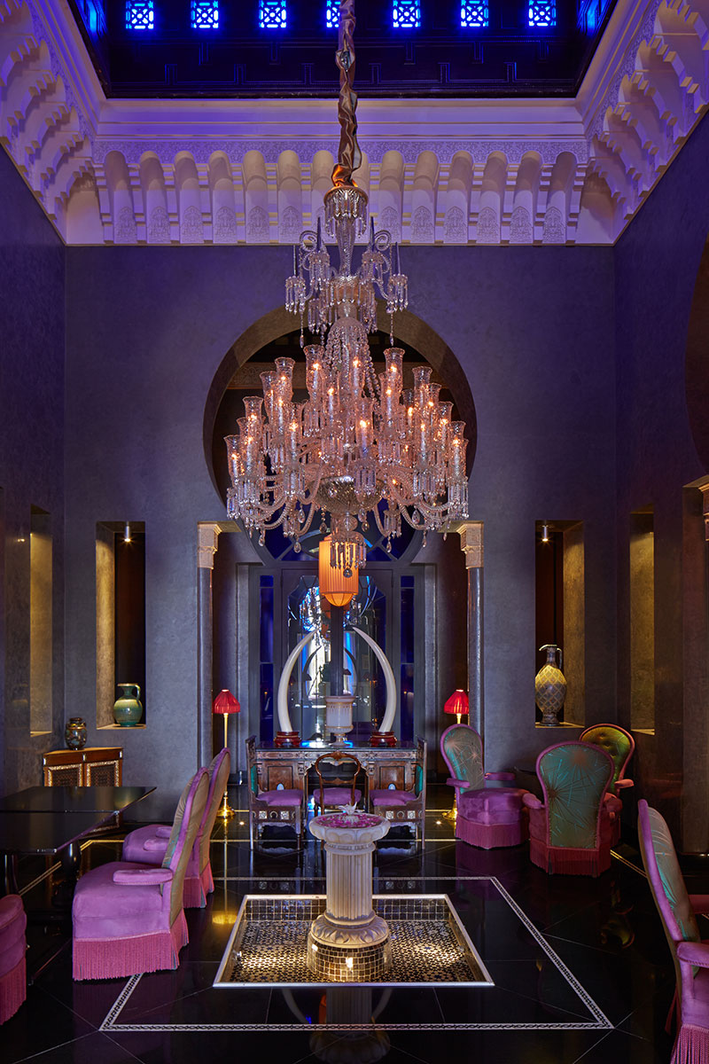 The Selman, Marrakech.