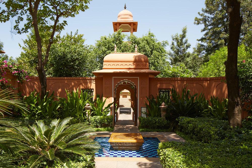 Rajvilas, Jaipur.