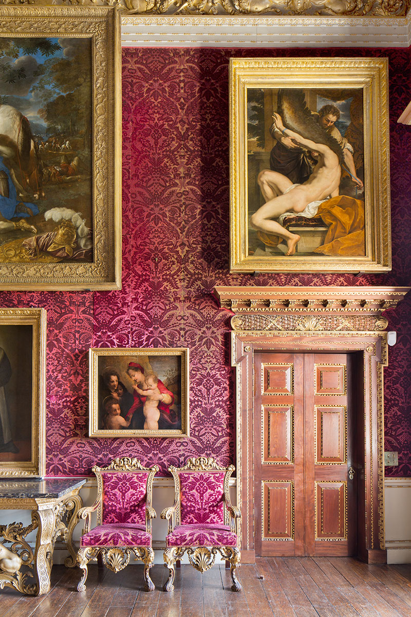 Houghton Hall. Christies Ltd.