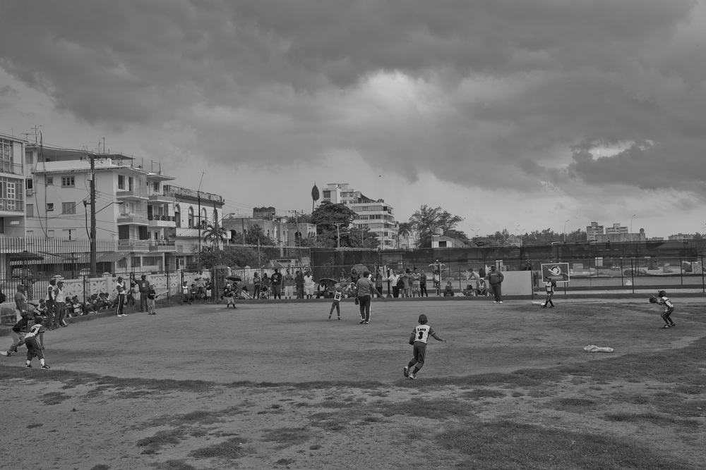 Baseball, Havana.
