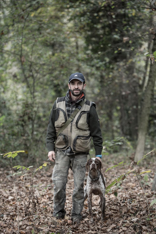 Alba Truffle Hunting.