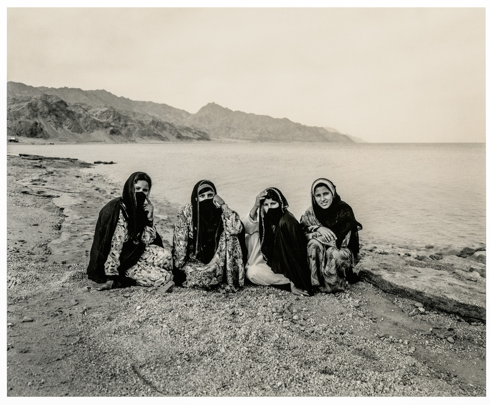 Ouida's Daughters, Sinai Desert.