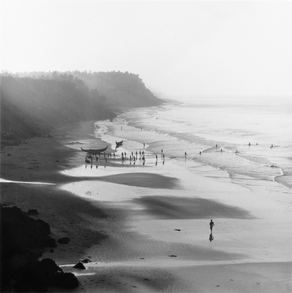Varkala Beach.