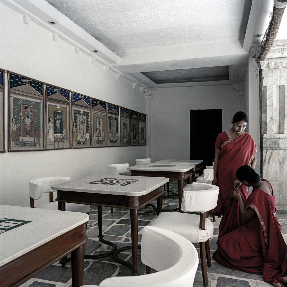 Devi Garh Hotel, Rajasthan.