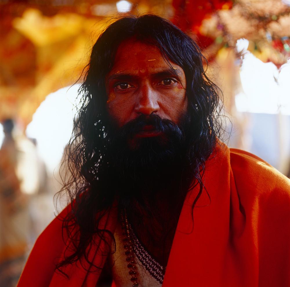 Naga Sadhu #1, Maha Kumb Mela.