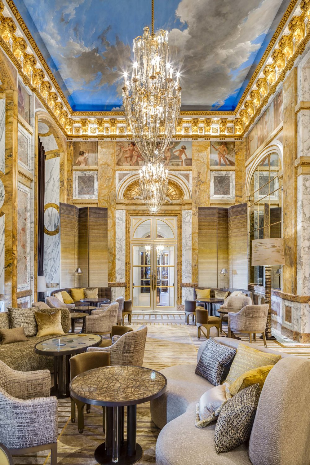 Hotel de Crillon , Paris