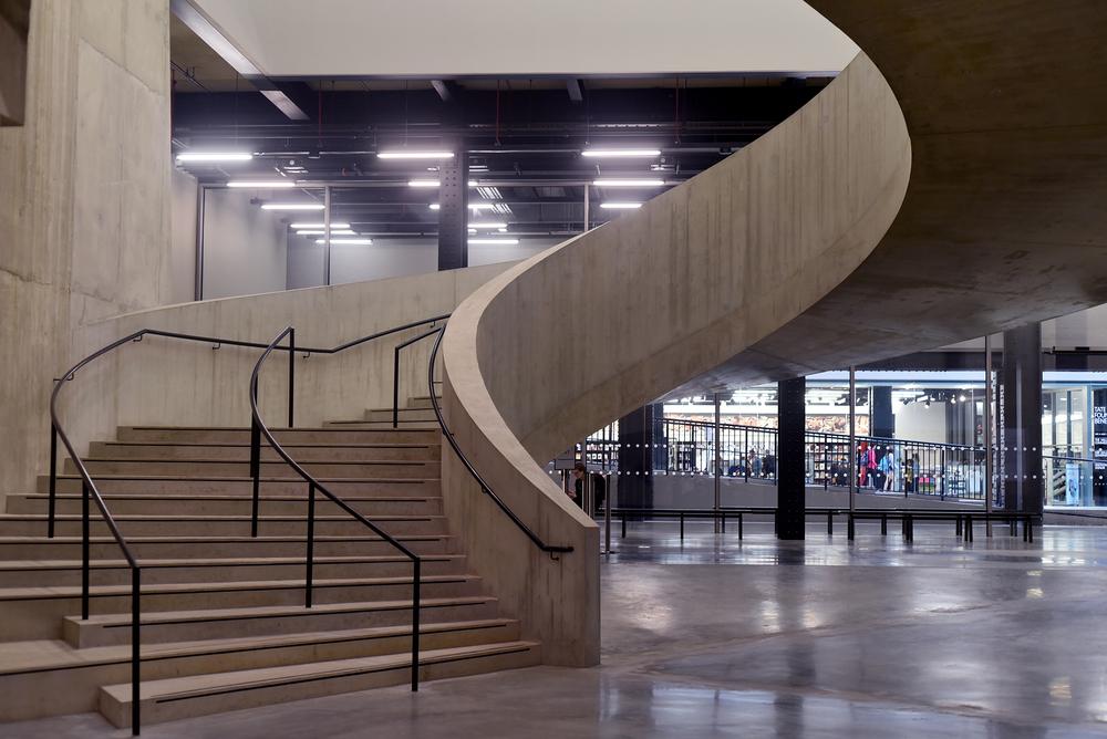 Tate Modern Extension Opening 2016 Natasha Scarlet