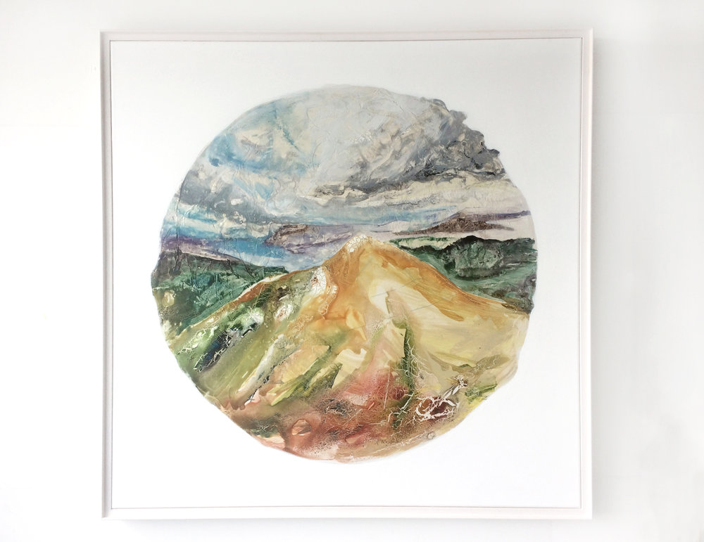'At fairfield peak' by victoria yj for brathay trust