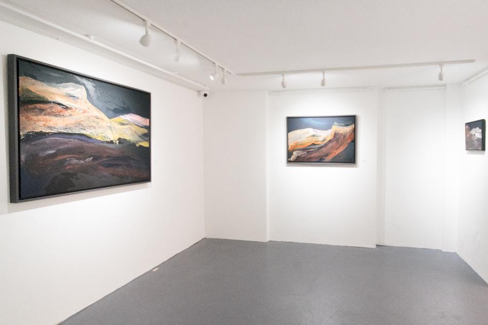 Victoria Young Jamieson at Daniel Raphael Gallery