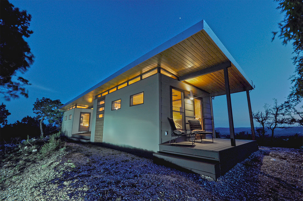 Kanga room systems for Modern cabin