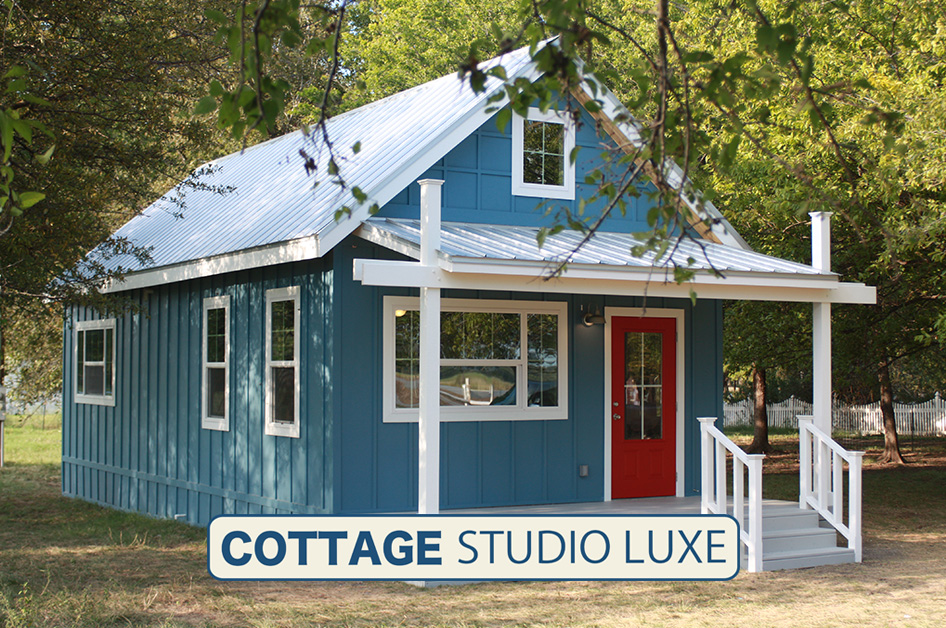 Prefab backyard cottages outdoor goods for Cottage homes to build