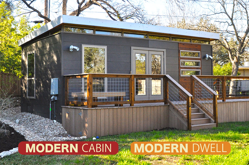 Exceptionnel Modern Cabin Dwell Product Thumb