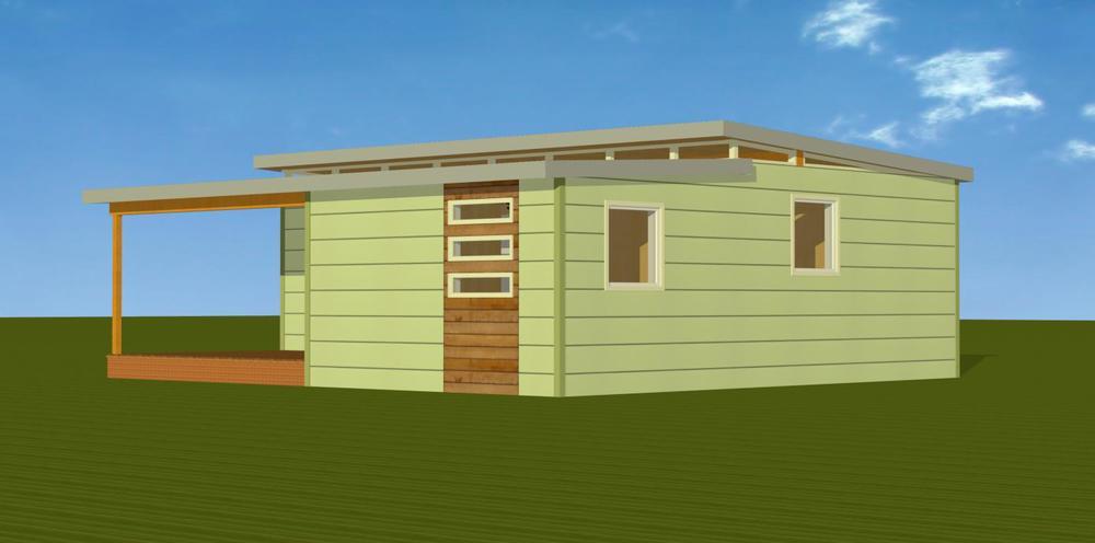 16x28 modern cabin L shape 2 bdr 3d1.jpg