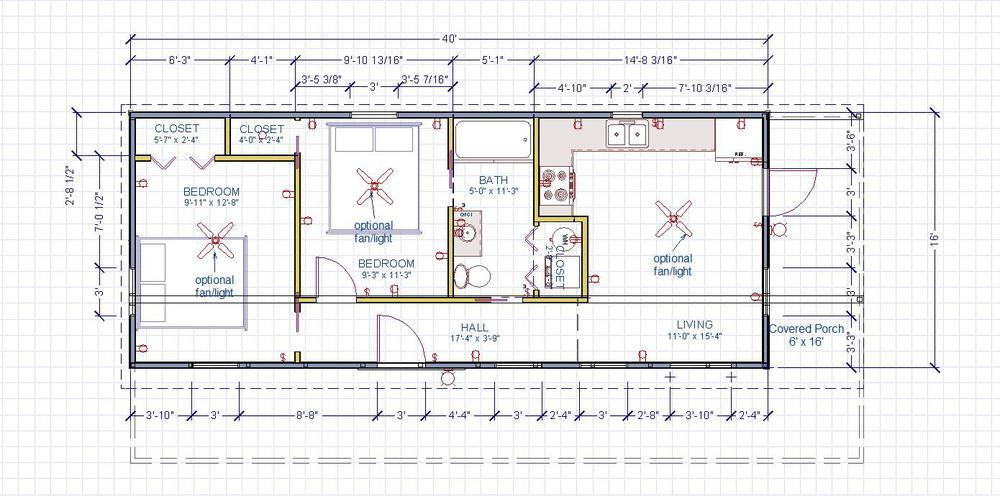 16 x 16 cabin plans joy studio design gallery best design for 16x40 floor plans