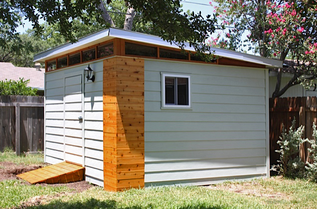 Backyard shed kits modern self storage for sale mn for Modern sheds for sale
