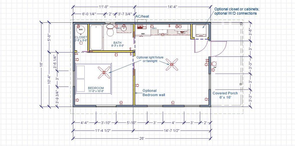 Modern CabinDwelling Plans Pricing Kanga Room Systems