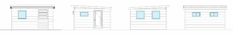 Side Entry Window Placement Options