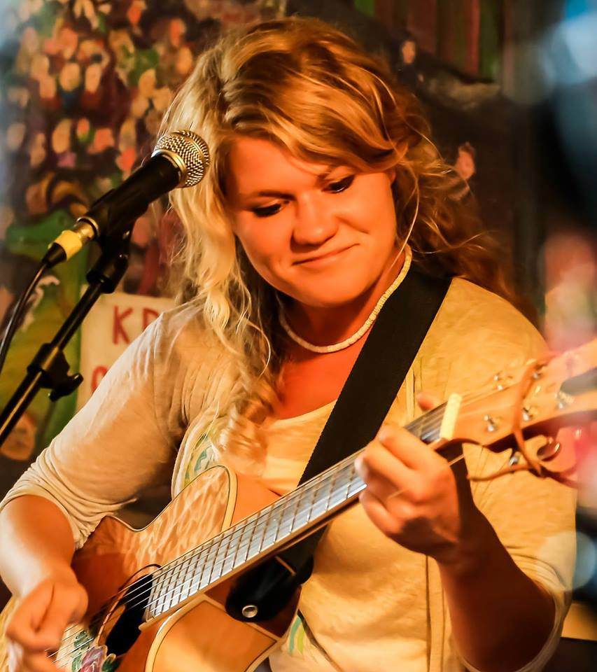 From Morro Bay,  Noach Tangeras  brings Americana style folk music with roots in blues, country, folk and rock. She plays lead guitar, rhythm guitar and sings. Quite a talented young lady.