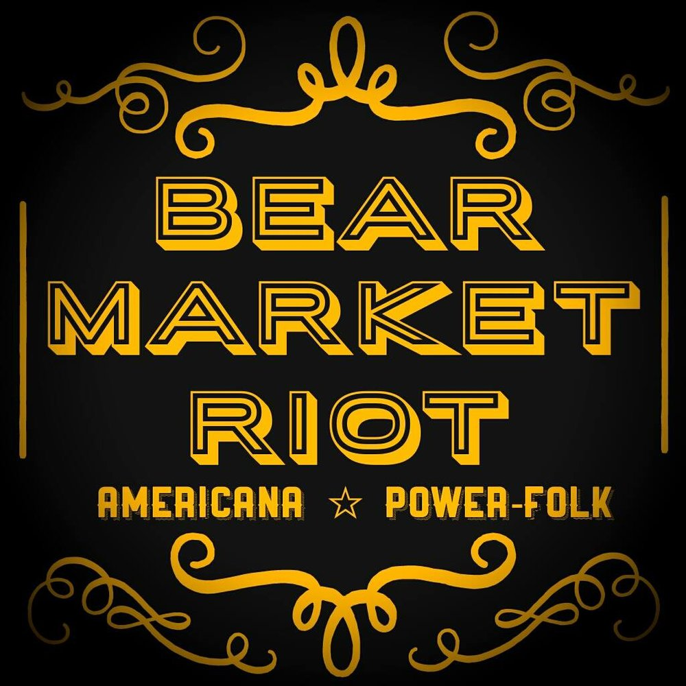 Bear Market Riot   is power-folk and Americana music from California's Central Coast. We blend everything from folk to hip-hop into an infectious sound that can only come from two bearded men playing six instruments all while keeping a full dance floor satisfied.