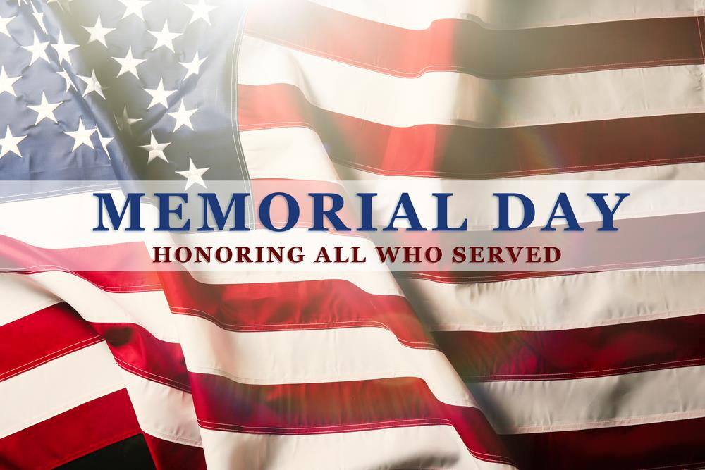 We will be open this Memorial Day starting at 11:00 am. Come down for a pint and remember to honor those who have served in our armed forces.