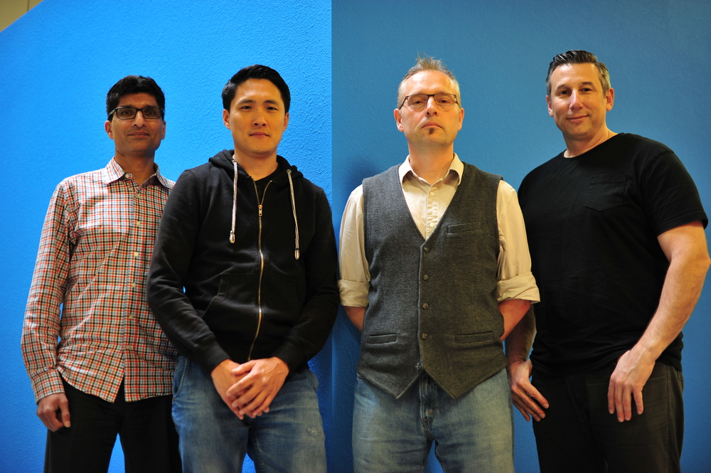 Find out about our founders: Raj, Chi, Kevin and Kip.