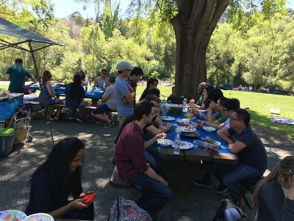 To kick off summer 2016 right, Magic Fuel Games hosted their first friends and family BBQ at Lake Chabot regional park in Castro Valley. It was a beautiful northern California day with good friends, food and games.