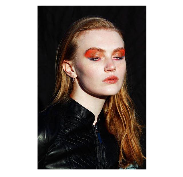 Louise, HMU @anacruzmakeup @modelteamscotland #apparel #portrait