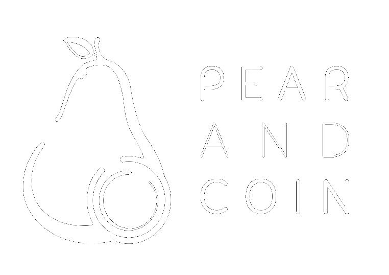 Pear And Coin