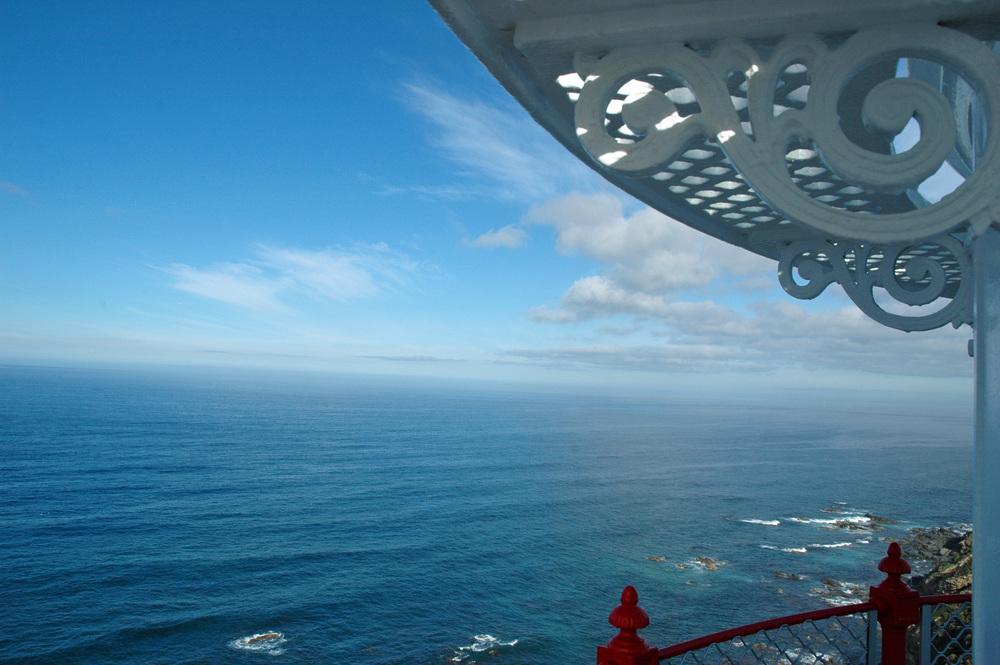 Blick vom Cape Otway Leuchtturm