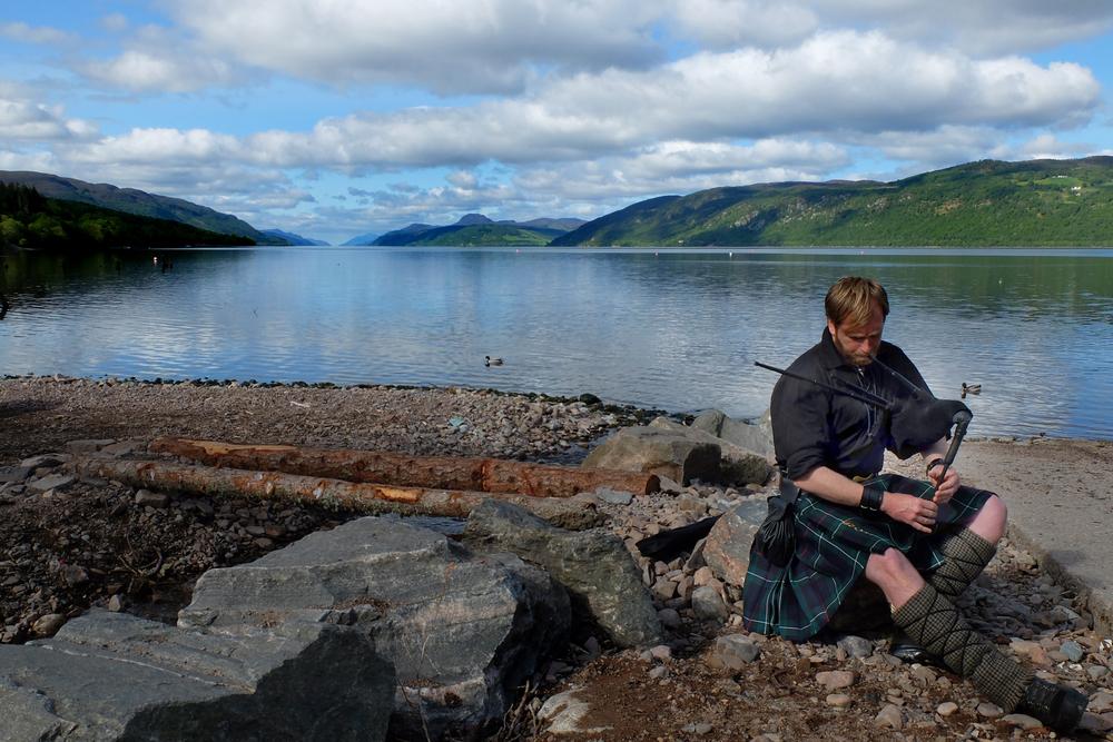 locations für die leinwand - Schottische Higland Saga