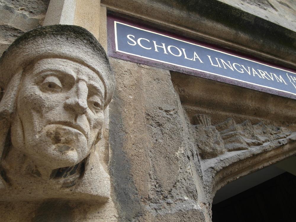 stadt der geistesblitze - Ein Besuch in Oxford