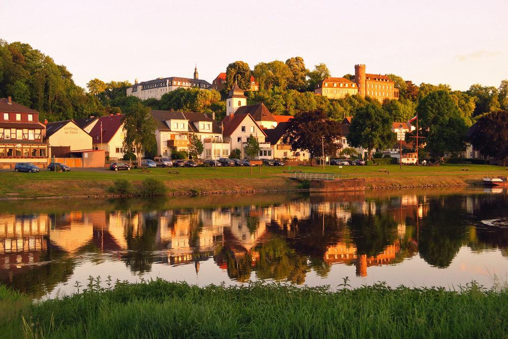 Stationen der stille - Klosterbesuche im Weserland