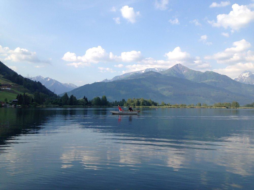 fisch on - Angeltour im Zeller See