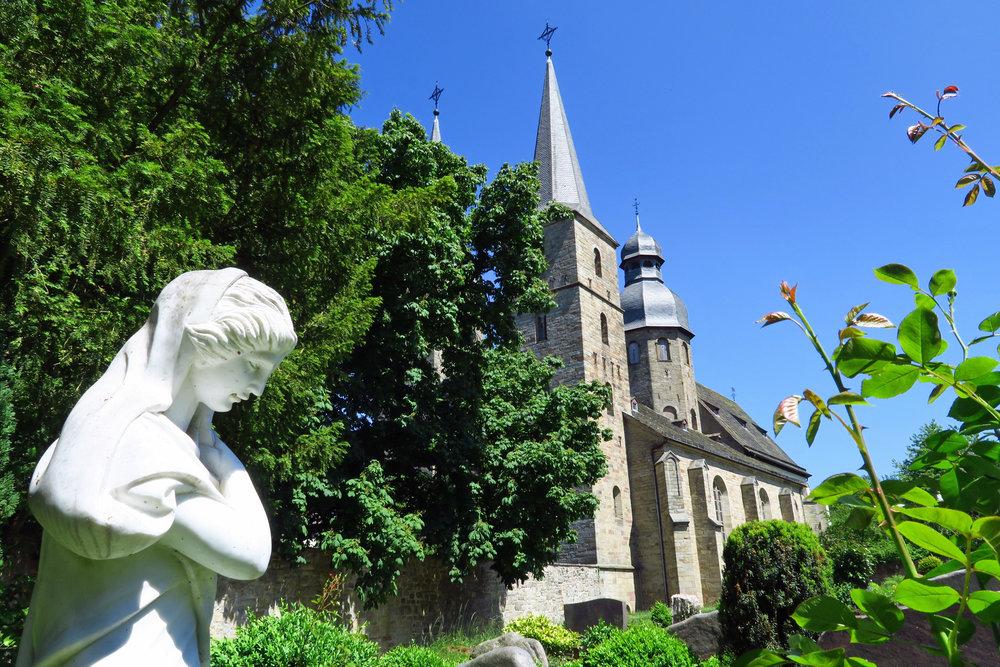 Klosterkirche Marienmünster