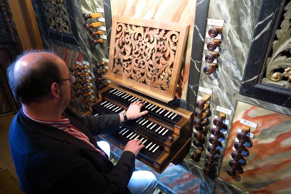 Die historische Johann-Patroclus-Möller-Orgel