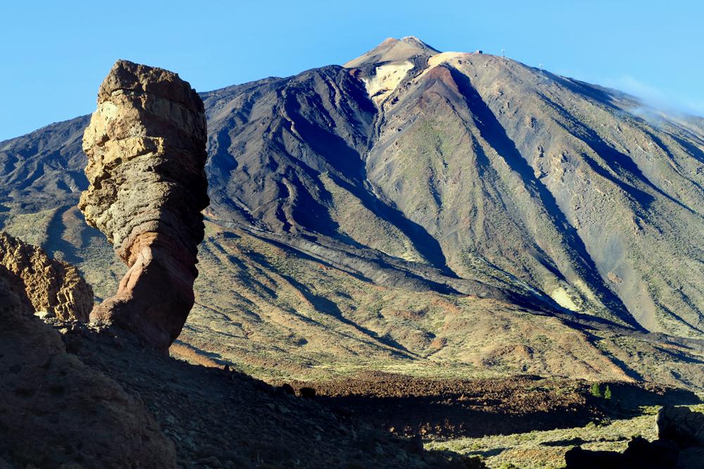 El Teide: Spaniens höchster Berg